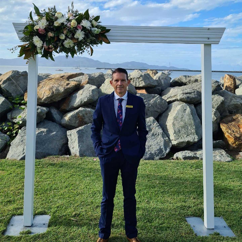 Stephen Tasselli - Wedding Celebrant